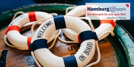 Welcome on Bord Dinner | Hamburg@work 4.0 | DigitalCluster Management