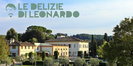 Le Delizie di Leonardo biglietti