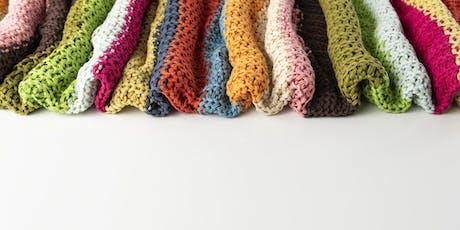 Knitting/Crochet Event tickets