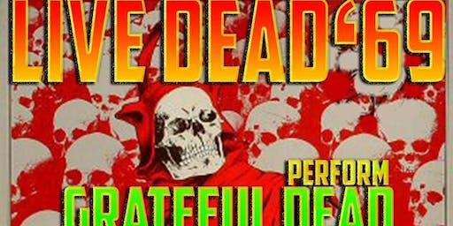 Live Dead '69 perform Grateful Dead at Woodstock