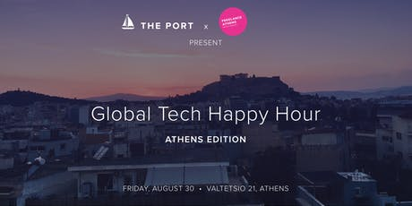 Athens Global Tech Happy Hour tickets