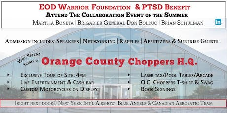 PTSD Benefit for EOD Warrior Foundation tickets