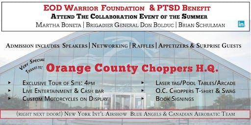 PTSD Benefit for EOD Warrior Foundation