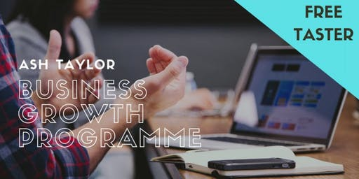 Business Growth Programme - 14th November 2019
