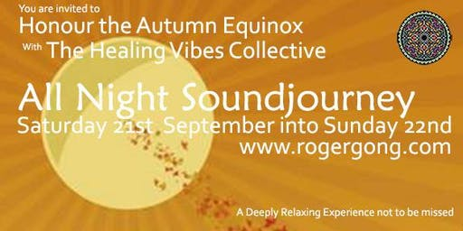 All Night Gong Soundjourney Meditation