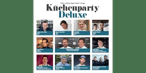 Küchenparty deluxe - Koch des Jahres Finale 2019