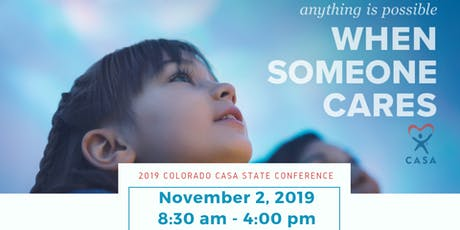 2019 Colorado CASA State Conference tickets