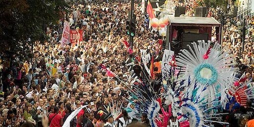 Nottinghill Carnival Pre-Party Bank Holiday Saturday