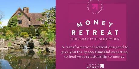 A One Day Money Retreat to Heal Your Relationship with Money  tickets