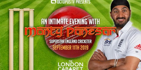 An Intimate Evening With - MONTY PANESAR & ALLAN LAMB tickets