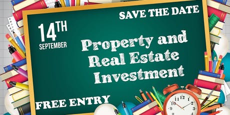 High Achiever's Programme: Talk on Property and Real Estate Investment tickets