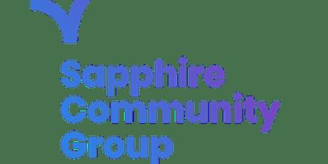 Sapphire Community: Writing Workshops (Bar Bar Black Sheep, Milton Keynes) tickets