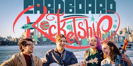 Cardboard Rocketship tickets