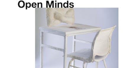 Open Minds Panel Talk tickets