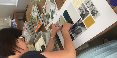 Create an Interiors Mood Board tickets