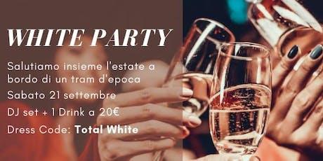 White Party - Festa di fine Estate tickets