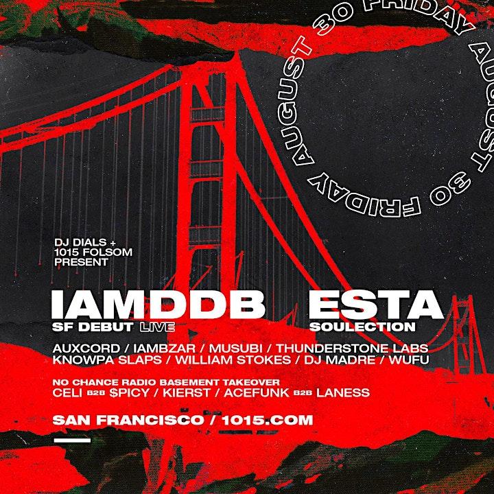 IAMDDB + ESTA at 1015 FOLSOM image