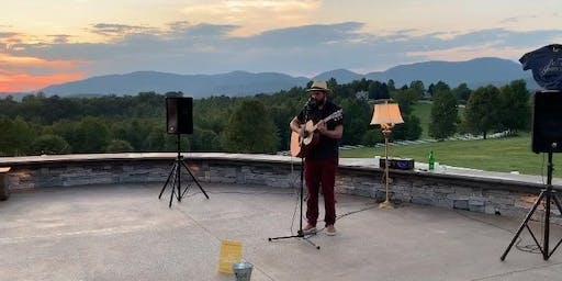 Music on the Terrace - Alex Hunnicutt