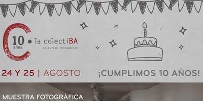 La ColectiBA 10 aniversario - Gallery Day