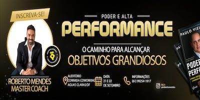 [BRASÍLIA/DF] [IMERSÃO] PODER E ALTA PERFORMANCE 21/09/2019