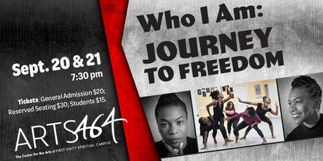 Journey to Freedom Movement Dance Performance with Charlotte Johnson tickets