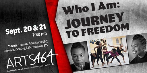 Journey to Freedom Movement Dance Performance with Charlotte Johnson