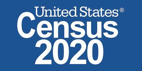 Census 2020 Train the Trainer Workshop tickets