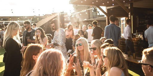 Dalston's End of Summer Rooftop party with Byday Bynight
