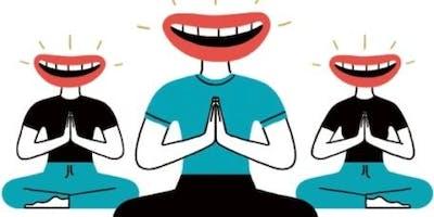 Atelier de yoga du rire et de rigologie