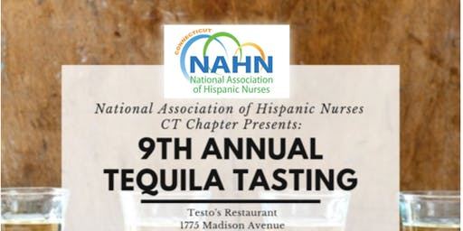 CT NAHN - 9th Annual Tequila Tasting Scholarship Fundraiser