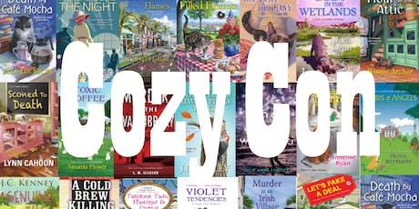 Kensington CozyClub Mini-Con Midwest– 16 Mystery Authors! tickets