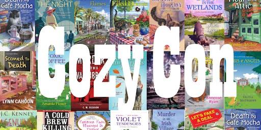 Kensington CozyClub Mini-Con Midwest– 16 Mystery Authors!