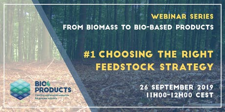 Choosing the right biomass feedstock strategy (Webinar) tickets