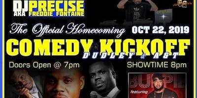 Homecoming Kickoff Comedy Show