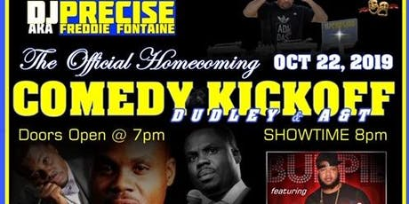 Homecoming Kickoff Comedy Show tickets