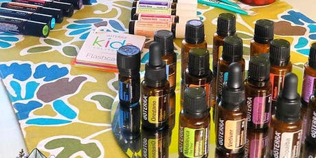 Sip and scan with doTERRA - Cleghorn, WI tickets