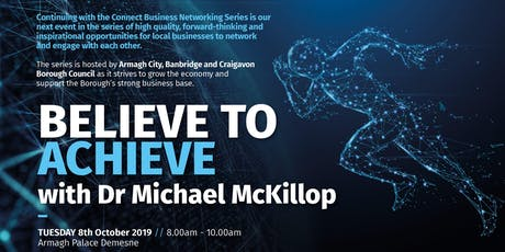 Connect Networking Series: Believe to Achieve  tickets