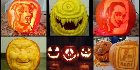 Halloween Pumpkin Carving tickets