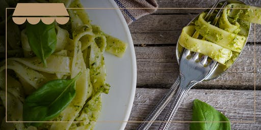 Kochkurs Pasta & Pesto