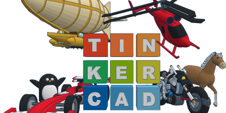 3D Design with Tinkercad tickets