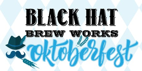 Black Hat Brew Works Oktoberfest tickets