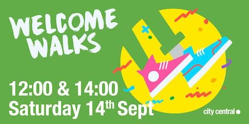 Welcome Walk SELWERD -  14 September