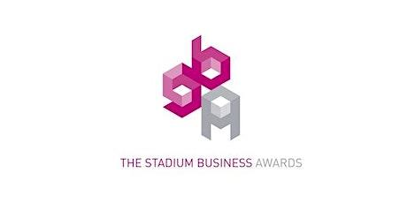 TheStadiumBusiness Awards 2020 tickets