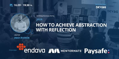 How to achieve abstraction with reflection