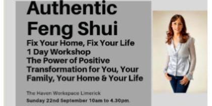 Feng Shui Workshop with Nina Kati