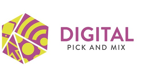 Arts Connect and BOM present a Digital Pick and Mix