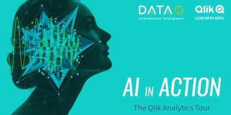 Qlik Analytics Tour - Asunción entradas