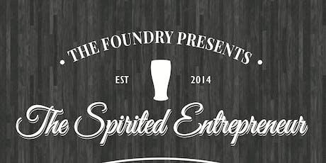 The Spirited Entrepreneur - October tickets