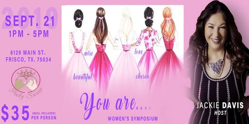 You are... Women's Symposium 2019