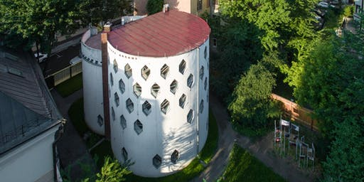 ICONIC HOUSES LECTURE - Melnikov House:Saving an Avant-Garde Icon
